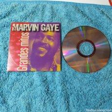 CDs de Música: PRC-13. GRANDES MITOS - MARTÍN GAYE 5 TEMAS, EL FOTOGRAFIADO.. Lote 294553633