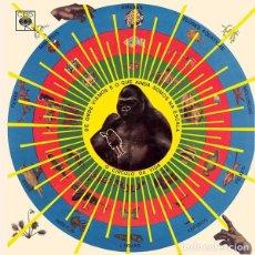 CDs de Música: PEDRO SANTOS - KRISHNANDA - CD DIGIPAK [MR BONGO, 2016] LATIN JAZZ SAMBA MPB PSYCHEDELIC FOLK. Lote 294562823