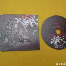 CDs de Música: CD SINGLE SHOTTA - LOS RAPEROS NUNCA MUEREN - 23005079 (M-/EX++). Lote 294578783