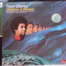 CDs de Música: STAN CLARKE - CHILDREN OF FOREVER. Lote 294580693