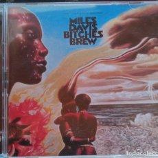 CDs de Música: MILES DAVIES - BITCHES BREW. Lote 294584318