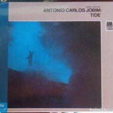 CDs de Música: ANTONIO CARLOS JOBIM - TIDE. Lote 294630818