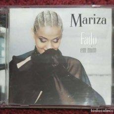 CDs de Música: MARIZA (FADO EM MIM) 2 CD'S 2002. Lote 294807588