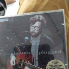 CDs de Música: ERIC CLAPTON UNPLUGGED CD. Lote 294813023