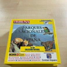 CDs de Música: TRIBUNA - PARQUES NACIONALES DE ESPAÑA CD. Lote 294825953
