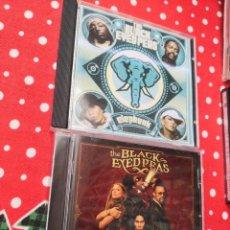 CDs de Música: 2 CD MÚSICA THE BLACK EYED PEAS. Lote 294847058