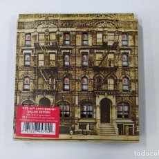 CDs de Música: LED ZEPPELIN. PHYSICAL GRAFFITI. 40 ANIVERSARIO. 40 TH ANNIVERSARY. DELUXE EDITION. 3 CD'S. TDKCD134. Lote 294946603