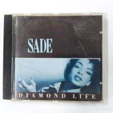 CDs de Música: SADE. DIAMOND LIFE. CD. TDKCD134. Lote 294946783