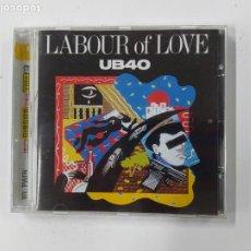 CDs de Música: UB40 - LABOUR OF LOVE. LOS DISCOS DE TU VIDA Nº 2. EL PAIS. TDKCD134. Lote 294948638