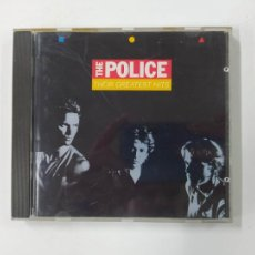 CDs de Música: THE POLICE. THEIR GREATEST HITS. CD. TDKCD134. Lote 294949068