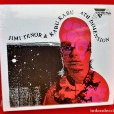 CDs de Música: JIMI TENOR & KABU KABU - 4TH DIMENSION. Lote 294949163