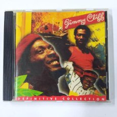 CDs de Música: JIMMY CLIFF. DEFINITIVE COLLECTION. CD. TDKCD137. Lote 294972258