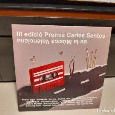 CDs de Música: CD MUSICA VALENCIANA ( BADLANDS + CACTUS + SMOKING SOULS + CIUDAD JARA + ANDREU VALOR + ETC. Lote 294972623
