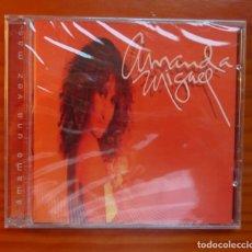 CD de Música: AMANDA MIGUEL / AMAME UNA VEZ MAS / 1996 / CD / PRECINTADO. Lote 294993868