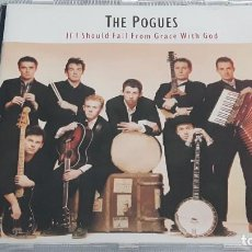 CDs de Música: CD THE POGUES - IF I SHOULD FALL FROM GRACE WITH GOD. Lote 295002493