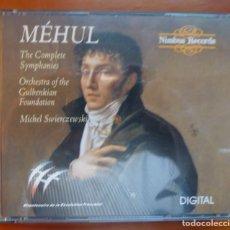 CDs de Música: MEHUL / THE COMPLETE SYMPHONIES / 2CD / 1989 / CD. Lote 295002618