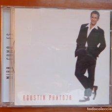 CDs de Música: AGUSTIN PANTOJA / MIRA COMO ES / 1997 / CD. Lote 295002778