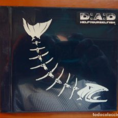 CDs de Música: D.A.D. / HELPYOURSELFISH / CD. Lote 295003178