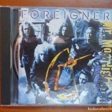 CDs de Música: FOREIGNER / MR. MOONLIGHT / 1994 / CD. Lote 295003493