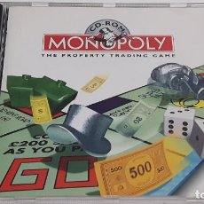 CDs de Música: CD ROM - MONOPOLY - THE PROPERTY TRADING GAME. Lote 295003933