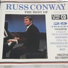 CDs de Música: CD THE BEST OF RUSSCONWAY. Lote 295004533