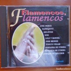 CDs de Música: FLAMENCOS, FLAMENCOS / 1997 / CD. Lote 295005233