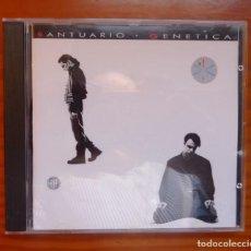 CDs de Música: SANTUARIO / GENETICA / 1994 / CD. Lote 295005458