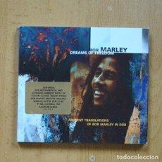 CDs de Música: BOB MARLEY - DREAMS OF FREEDOM - CD. Lote 295012288