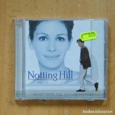 CDs de Música: VARIOS - NOTTING HILL - CD. Lote 295012618