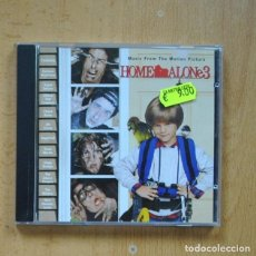 CDs de Música: VARIOS - HOME ALONE 3 - CD. Lote 295013323