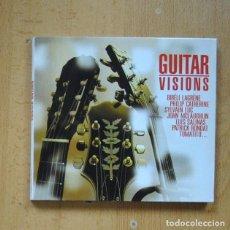 CDs de Música: VARIOS - GUITAR VISIONS - CD. Lote 295014018