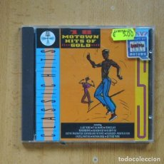 CDs de Música: VARIOS - 18 MOTOWN HITS OF GOLD VOLUME 5 - CD. Lote 295014063