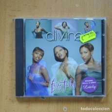 CDs de Música: DIVINE - FAIRY TALES - CD. Lote 295014073
