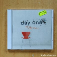 CDs de Música: DAY ONE - PROBABLY ART - CD. Lote 295014123