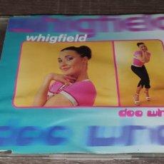 CDs de Música: WHIGFIELD - DOO WHOP ( REMIXES ) CD SINGLE. Lote 295014513