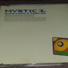CDs de Música: MYSTIC 3 - SOMETHING'S GOIN' ON ( REMIXES ) CD SINGLE 1998. Lote 295015138
