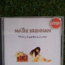 "CDs de Música: CD MAIRE BRENNAN ""MISTY EYED ADVENTURES"". Lote 295016128"