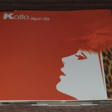 CDs de Música: KATLA - ALGÚN DÍA ( CD SINGLE 7 REMIXES ) BLANCO Y NEGRO. Lote 295022328