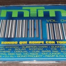 CDs de Música: MAXI TUNING MUSIC VOL.4 EL SONIDO QUE ROMPE CON TODO ( CD MAXI 14 TEMAS ). Lote 295027213