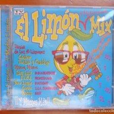 CDs de Música: EL LIMON Y MEDIO LIMON MIX / 1996 / CD / PRECINTADO. Lote 295028893