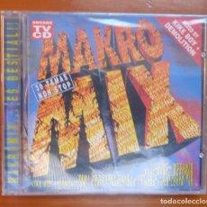 CDs de Música: MAKROMIX / 1995 / CD / PRECINTADO. Lote 295030878