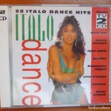 CDs de Música: ITALO DANCE / 2CD / 1995 / CD. Lote 295031033