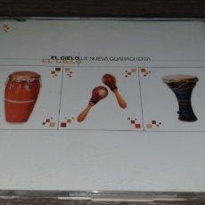 CDs de Música: EL CIELO - LA NUEVA GUARACHERIA ( CD SINGLE 5 REMIXES ) BLANCO Y NEGRO. Lote 295031843