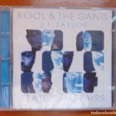 CDs de Música: KOOL & THE GANG / FEATURING / STATE OF AFFAIRS / CD / PRECINTADO. Lote 295031963