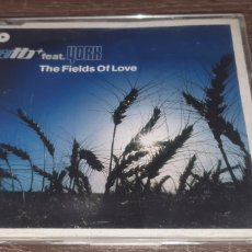 CDs de Música: ATB - THE FIELDS OF LOVE ( CD SINGLE 4 REMIXES ) VALE MUSIC. Lote 295033868