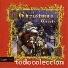 CDs de Música: KPM MAIN SERIES (KPM) - KPM-0527 - CHRISTMAS CAROLS CD. Lote 295035613