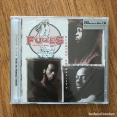 CDs de Música: FUGEES - BLUNTED ON REALITY (1994) - CD MUSIC ON CD 2021 NUEVO. Lote 295047273