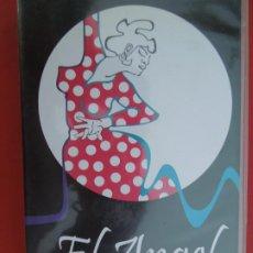 CDs de Música: EL ANGEL MUSICAL FLAMENCO -6 DVD,S TRIANA PURA- LAS FRONTERAS DEL FLAMENCO, TERRITORIO FLAMENCOETC. Lote 295353618