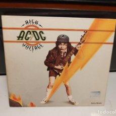 CDs de Música: CD AC/DC : HIGH VOLTAGE ( DIGIPACK , EDICION ARGENTINA ). Lote 295355928