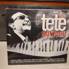 CDs de Música: DOBLE CD TETE MONTOLIU ( TEMAS DE JOHN COLTRANE, SERRAT, GEORGE GERSHWIN, DIZZY GILLESPIE, ETC ). Lote 295363353